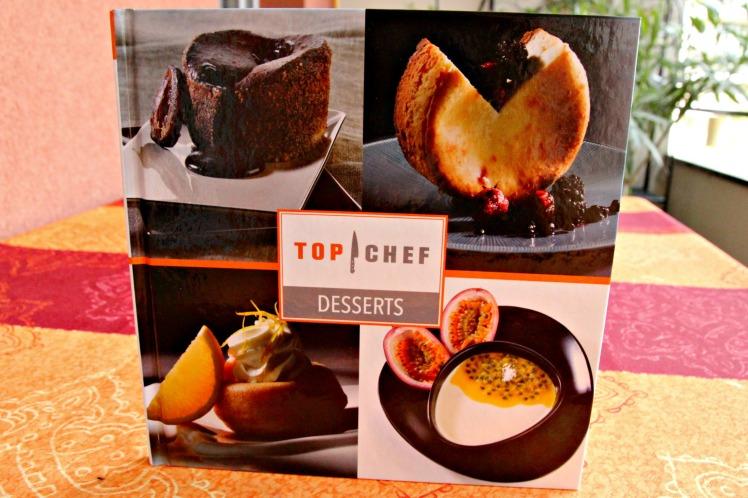 Livre de recettes Top Chef