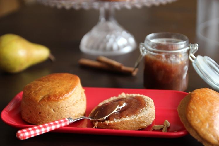 Blog_cuisine_lyon_scones_confitures_poires_epices_brunch_recettes_revelations_gourmandes