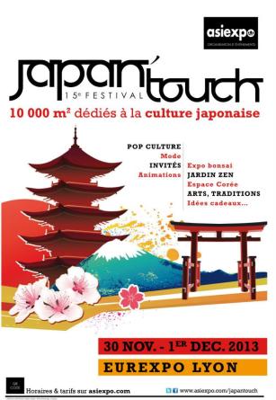 Japan Touch Salon Lyon eurexpo