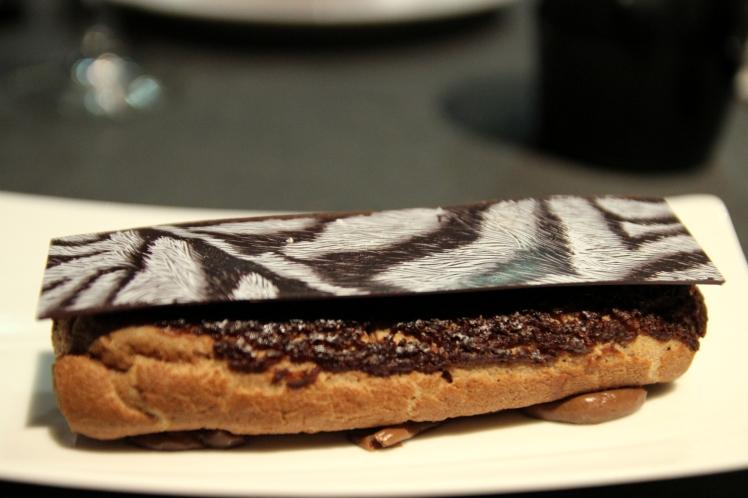 L'éclair au chocolat - Sélection Bouillet