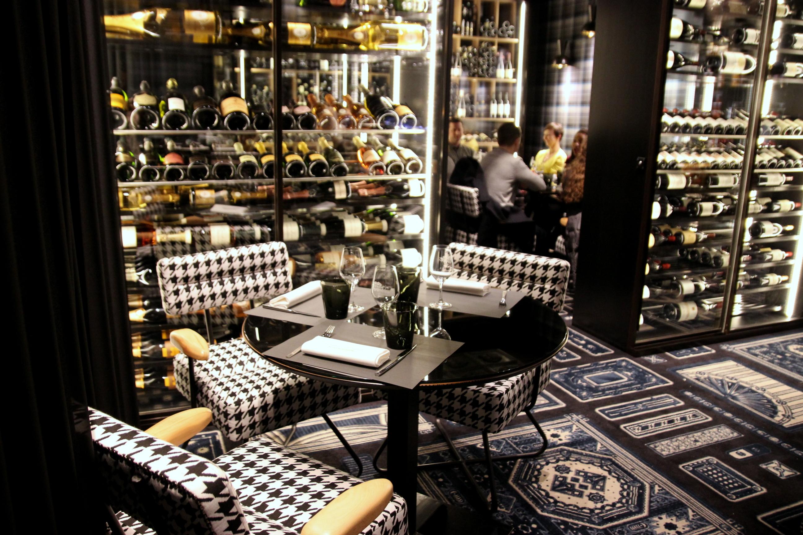 pl thore et balthazar nouveau lieu gastronomique au coeur. Black Bedroom Furniture Sets. Home Design Ideas