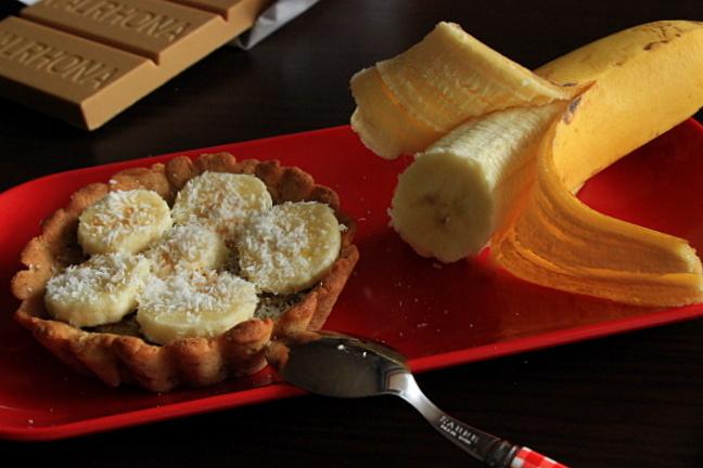 Blog_revelations_gourmandes_tartelettes_banane_chocolat_coco_recette_dessert_tartinades