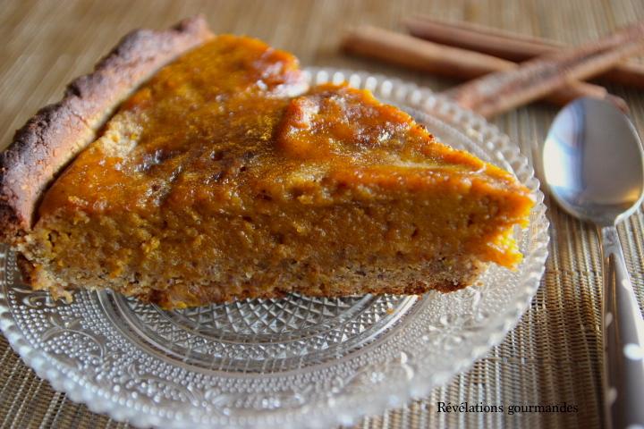 Pumpkin pie ou comment cuisiner les courges en dessert r v lations gourmandes - Comment cuisiner les courges ...