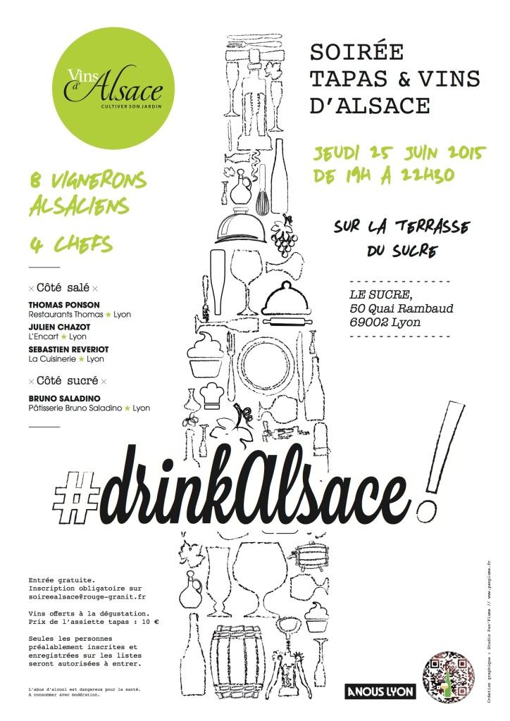 Lyon DRINKALSACE blog cuisine apero le sucre