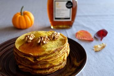 Blog-Lyon-cuisine-Pancakes-recette-potimarron-epices-halloween