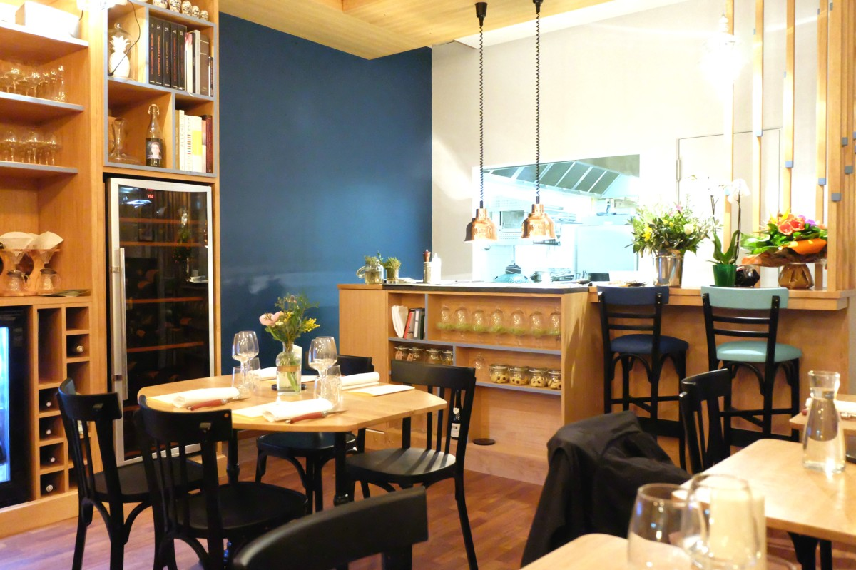 Restaurant Lyon Tabata Bonardi Menu
