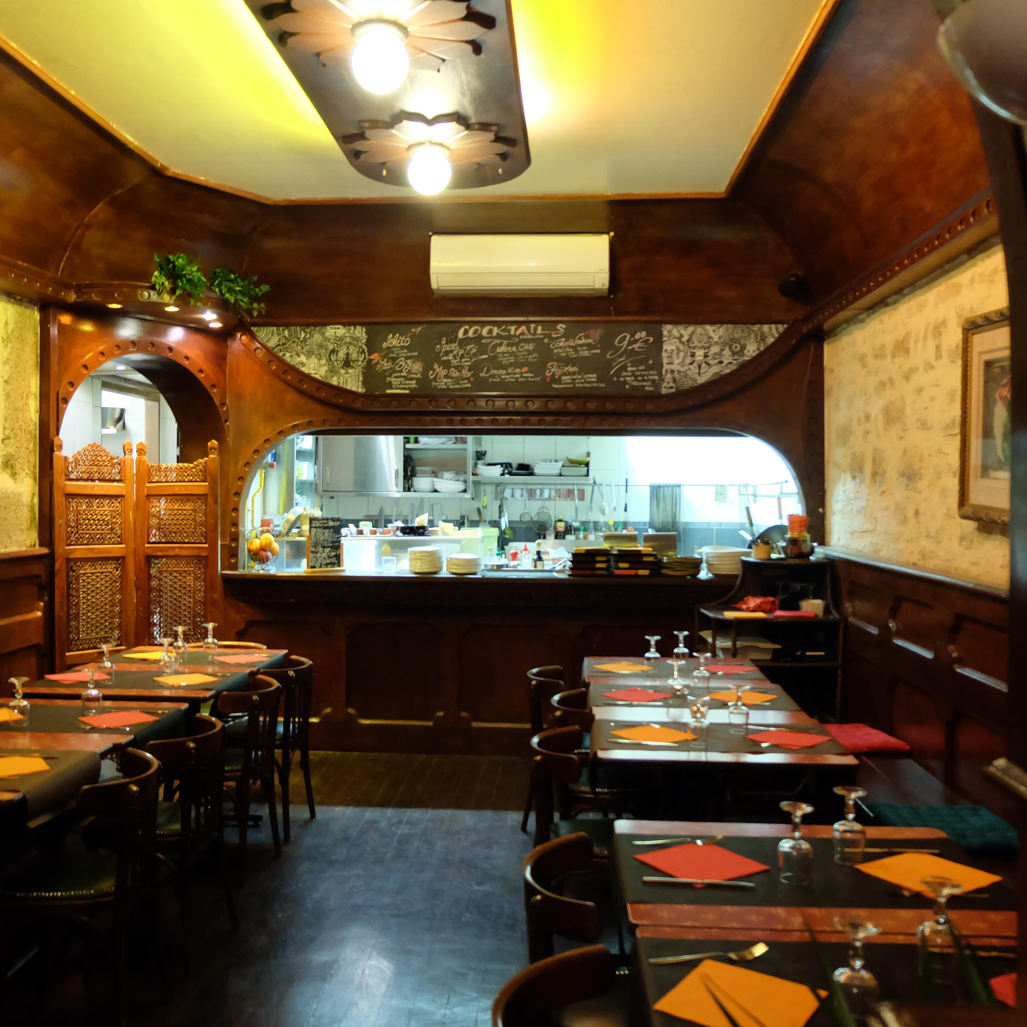 Mumbai Cafe Lyon
