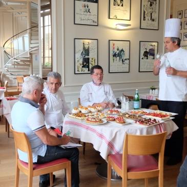Blog-Lyon-Restaurants-Recette-cuisine-Mere-Poulard-Mont-Saint-Michel-Tartelettes-Desserts-Chocolat-Deliberation-MOF