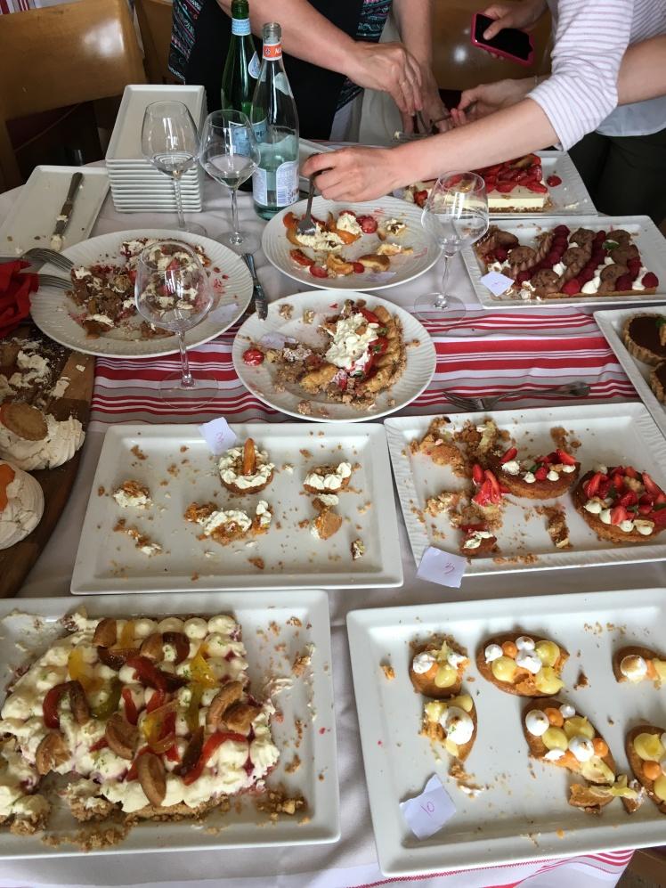 Blog-Lyon-Restaurants-Recette-cuisine-Mere-Poulard-Mont-Saint-Michel-Tartelettes-Desserts-Chocolat-Deliberation-MOF_Miam