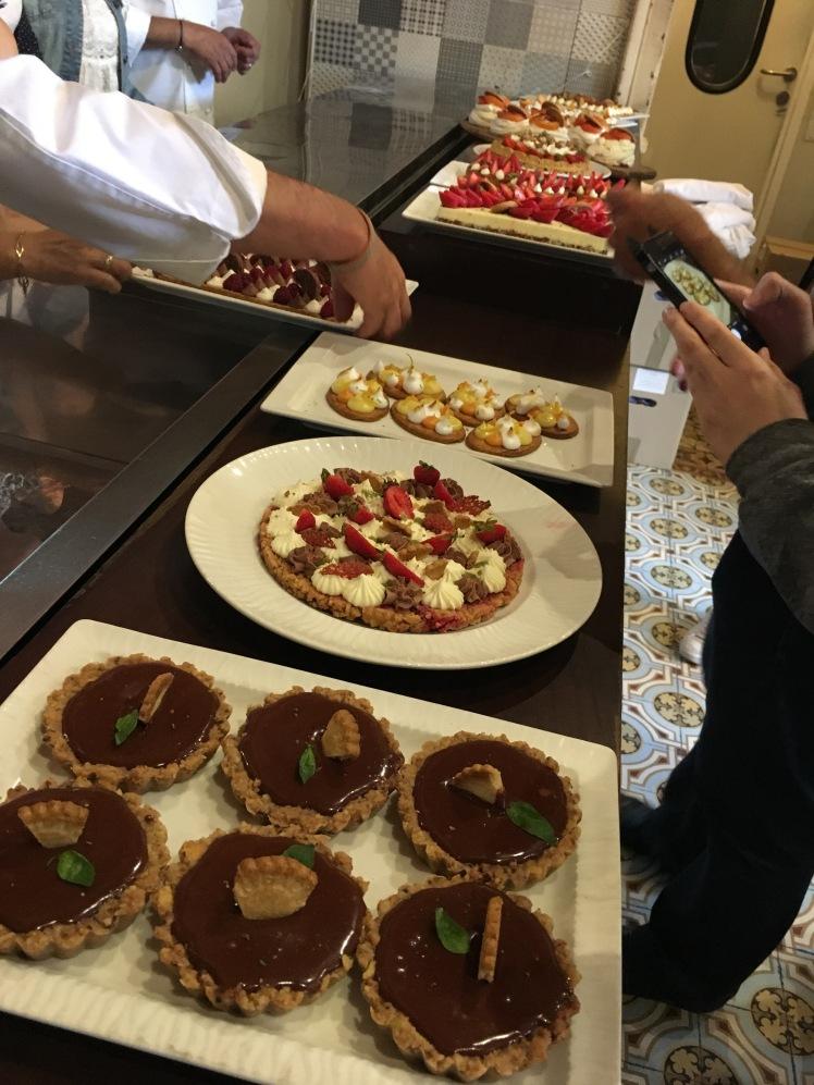 Blog-Lyon-Restaurants-Recette-cuisine-Mere-Poulard-Mont-Saint-Michel-Tartelettes-Desserts-Chocolat