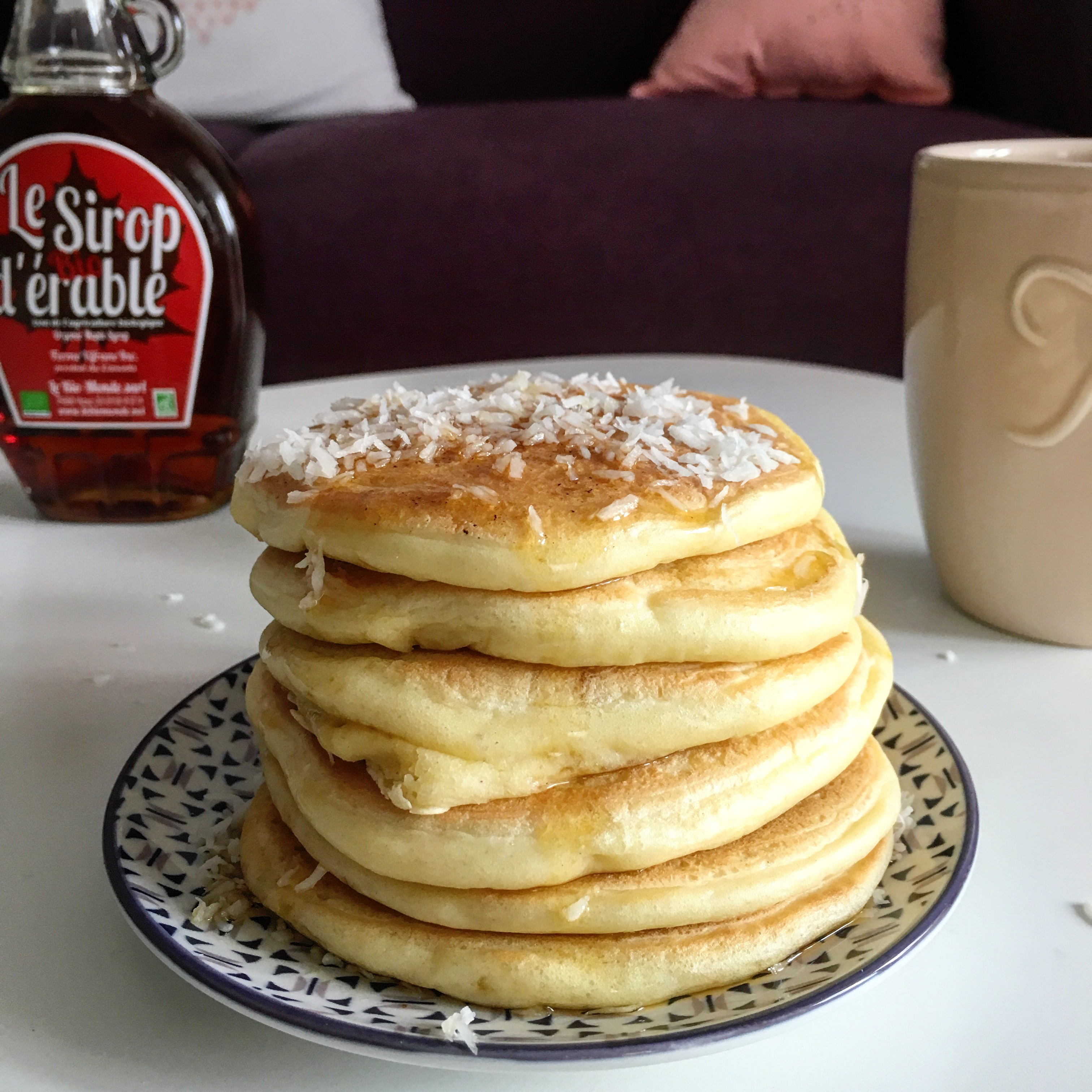 Pancakes Ultra Moelleux Et Healthy Revelations Gourmandes