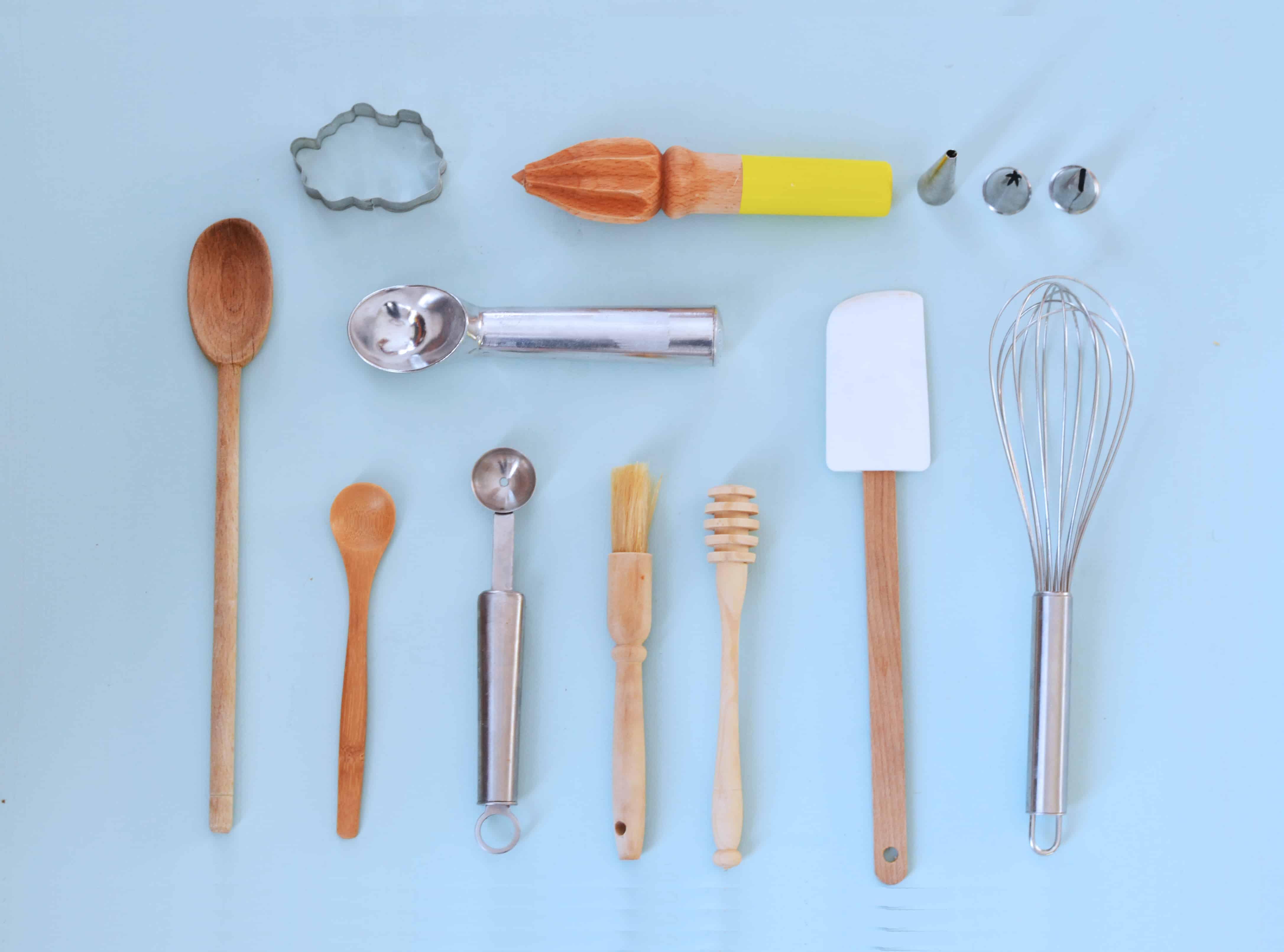 Quels sont les ustensiles indispensables pour faire de la p tisserie r v lations gourmandes - Liste ustensile de cuisine ...